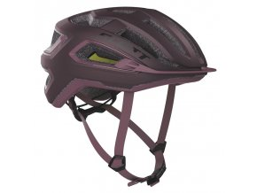SCOTT ARX Plus (CE) Maroon red/cassis pink