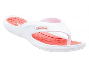 Aquawave ILAMA wmns white/ fresh salmon