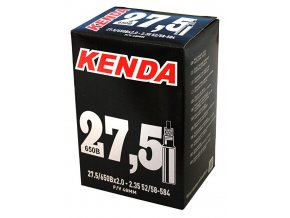Duše KENDA 27,5x2,0-2,35  (52/58-584)  FV  48mm