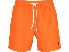 Stuf Bali koupací šortky oranžová