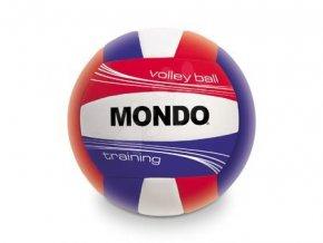 Míč volejbalový Mondo Vollley Training červená
