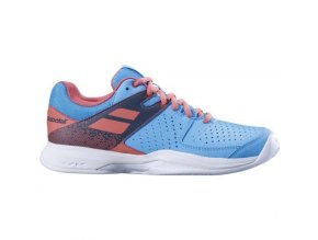 Babolat Pulsion Clay Women Sky Blue / Pink