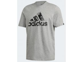 Adidas Photo Logo Tee GD5879 šedá