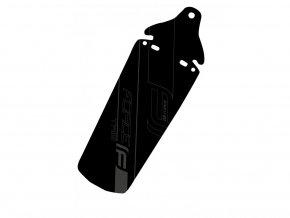 Blatník Force Tris pod sedlo, plast černý 899273