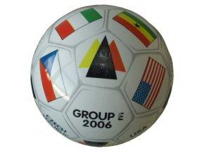 Potištěný kopací míč GROUP - E Germany 2006