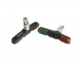 Brzdová botka závit MAX1 72 mm 3 barevná  21595