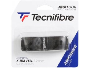 Tecnifibre Wax Grip Feel  black a1 Omotávka