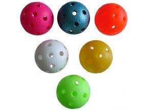 Florbalový míč Acra certifikovaný IFF