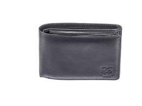 Kožená peněženka Kubát 459 černá