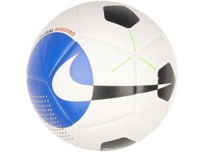 Fotbalový míč Nike Maestro SC3974-101 bílá/modrá