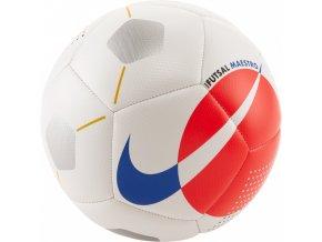 Fotbalový míč Nike Maestro SC3974-101 bílá/červená