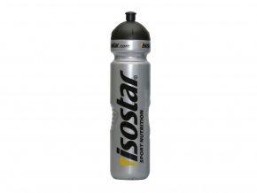 ISOSTAR 1,0 l stříbrná picí láhev