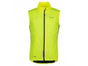 Kilpi Flow žlutá pánská vesta
