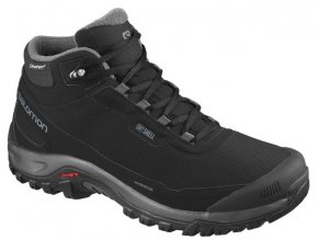Salomon Shelter CS WP BLACK/EBONY/BLACK 411 104