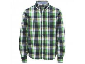 SCOTT Shirt Mackay green yell