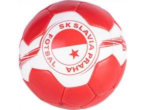 Míč SLAVIA logo velikost 1 mini
