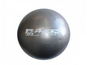 Overball Acra 26cm stříbrný
