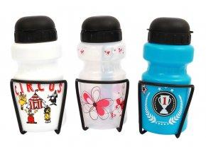 Dětská lahev s košíkem ROTO