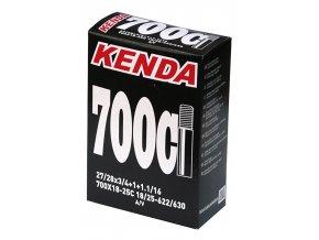 Duše KENDA 700x18/25 (18/25-622) AV 35 mm