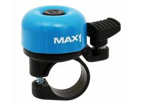 Zvonek MAX1 mini světle modrý