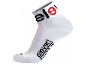 Ponožky ELEVEN Howa BIG-E vel. 8-10 (L) bílá