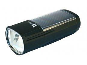 Světlo přední OWLEYE solární Highlux 50 černé