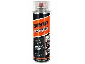 Čistič brzd BRUNOX Turbo clean 500 ml