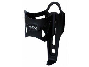 Košík MAX1 boční pevný Al černý