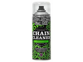 Čistič řetězu MUC-OFF Chain Cleaner 400 ml