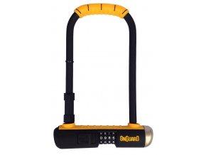 Zámek ONGUARD Bulldog kódový 115x230x13 mm