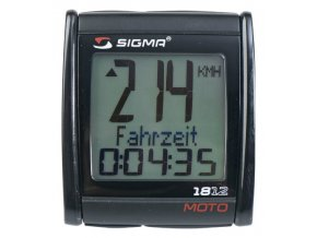 Computer SIGMA Moto MC 18.12 (max 399km/h)