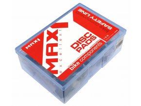 Brzdové destičky MAX1 Avid Elixir balení 25 párů