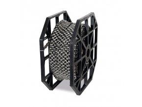 Řetěz KMC Z-8 hnědý dílenské balení 50m + 40 spojek