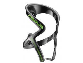 Košík ROCK MACHINE Performance černo/zelený