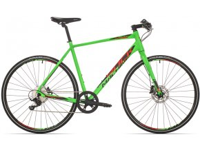 Kolo Rock Machine trekk Blackout 60 matt neon green/black/red 50cm