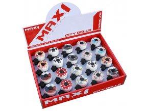 Zvonek MAX1 mini set 20ks