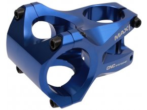 Představec MAX1 Enduro CNC 45/0°/35 mm modrý