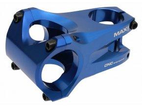 Představec MAX1 Enduro CNC 60/0°/35 mm modrý