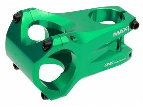 Představec MAX1 Enduro CNC 60/0°/35 mm zelený