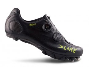 Tretry LAKE MX332 SuperCross černo/žluté vel.42
