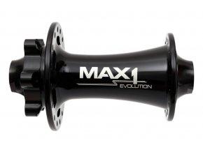 Náboj disc MAX1 Evo Boost 32d přední černý