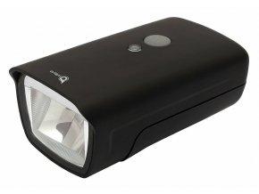 Světlo přední OWLEYE Wise 250 dobíjecí černé