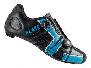 Tretry LAKE CX241 černo/modré vel.43
