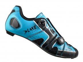 Tretry LAKE CX241 modro/černé vel.44