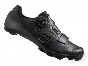Tretry LAKE MX218 Carbon černo/šedé vel.46,5