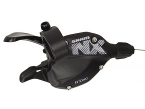 Řazení SRAM NX 11 speed, pravé, včetně samostatné objímky, černé