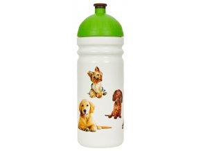 Zdravá lahev 0,7 l  Psi