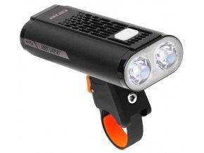 Přední světlo ROCK MACHINE F.Light 70 USB 1400 lm