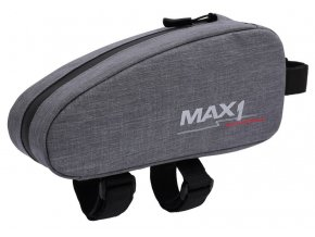 Brašna MAX1 Top Tube šedá