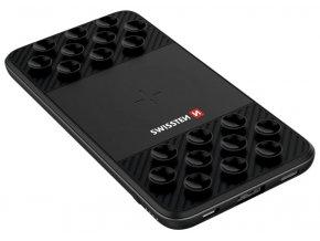 Powerbanka SWISSTEN Slim wireless 5 000 mAh